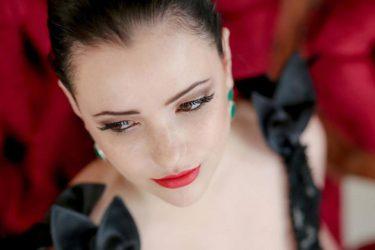 Chanel Olivier Makeup