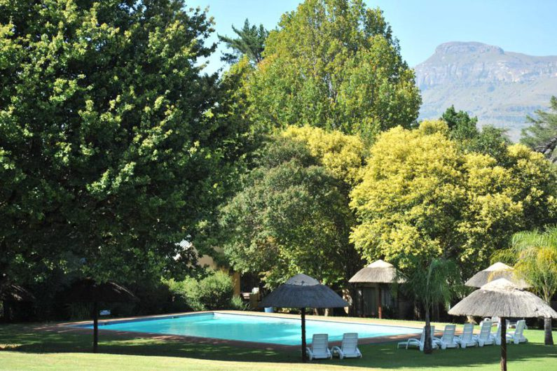 Orion Hotels Mont Aux Sources Hotel Drakensberg Wedding Venue
