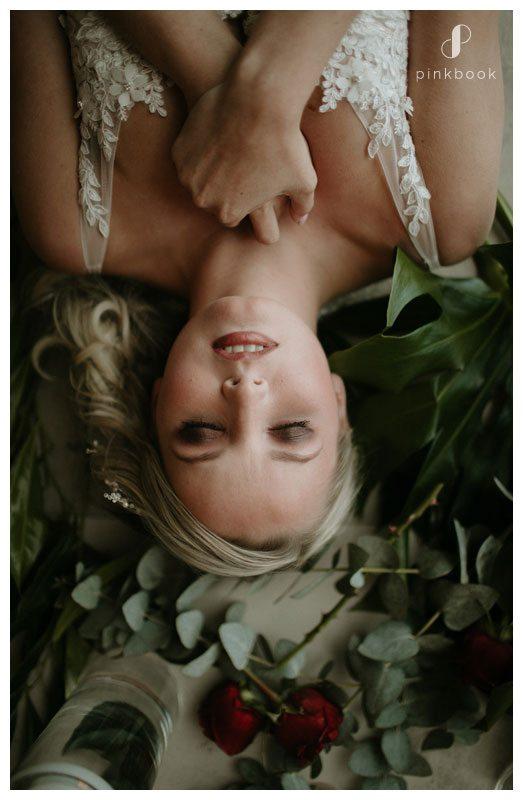 Upside Down Bride