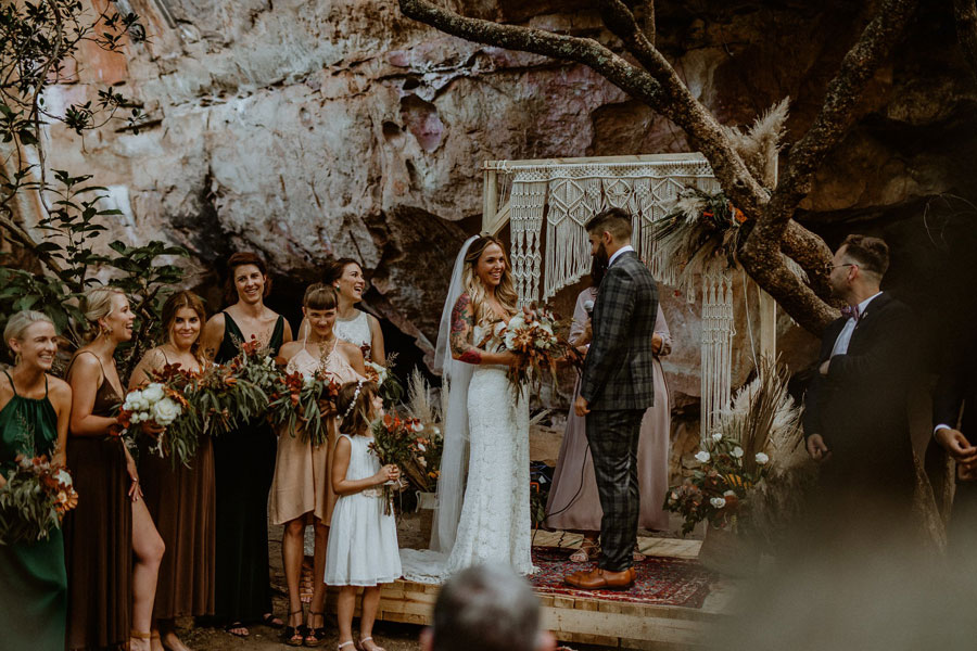bush loerie wedding venue pretoria
