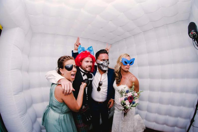 Booth Nation Cape Town Wedding Photo Booth