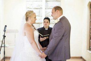 Ephimia Christofides Marriage Officer