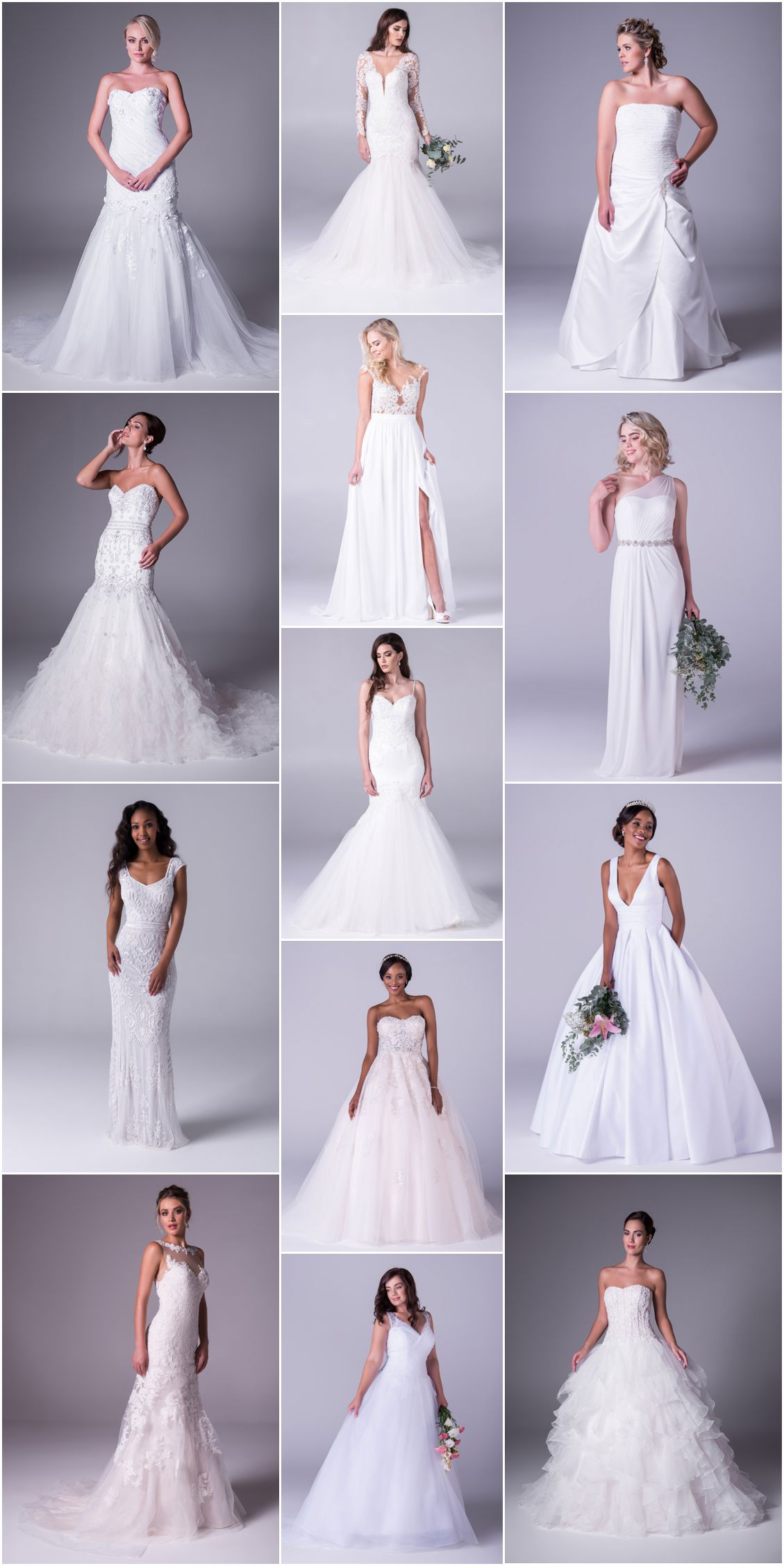 Best wedding gowns and dresses for your body type more wedding gowns ideas for different body types from bride co junglespirit Image collections