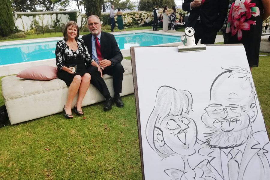 Mascher Caricatures