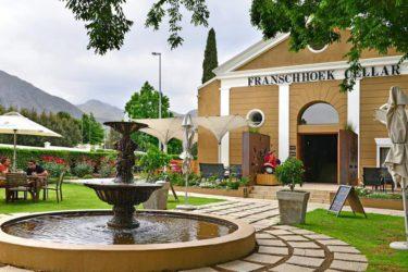The Franschhoek Cellar Wedding Journey