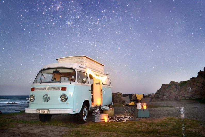 Miss Molly Old VW Kombi Hire