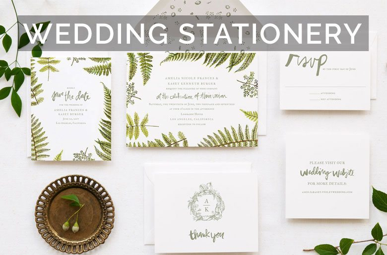 Wedding Stationery Ideas