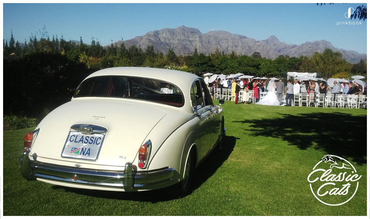 Classic Car Rental In New Jersey For Wedding