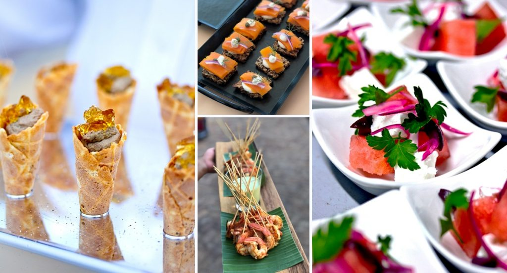 zest catering company cape town