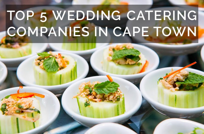 Top Catering Companies in Cape Town
