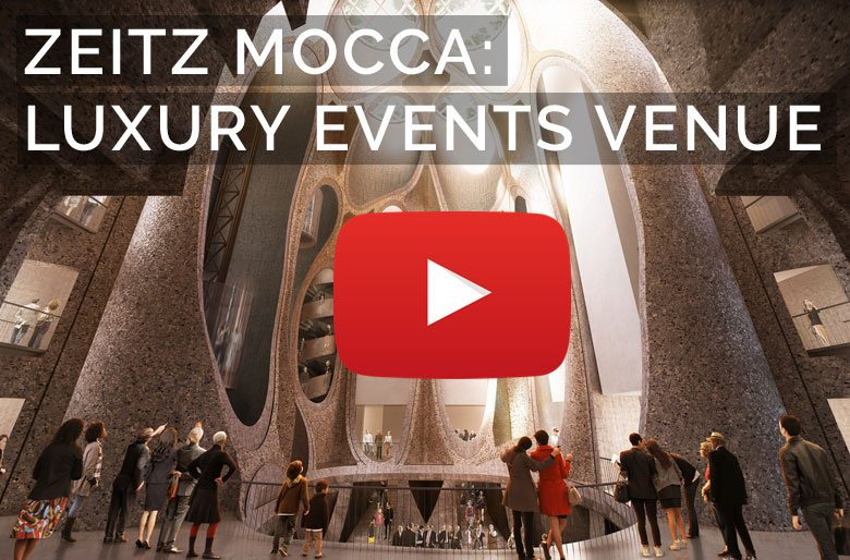 Zeitz MOCCA Events: Africa's Most Exclusive Venue