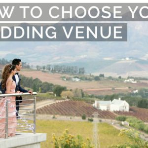 How To Choose Your Wedding Venue: 5 Questions to Ask - Pink Book