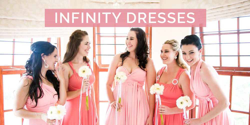 Infinity Dress: The Perfect Bridesmaids Dress