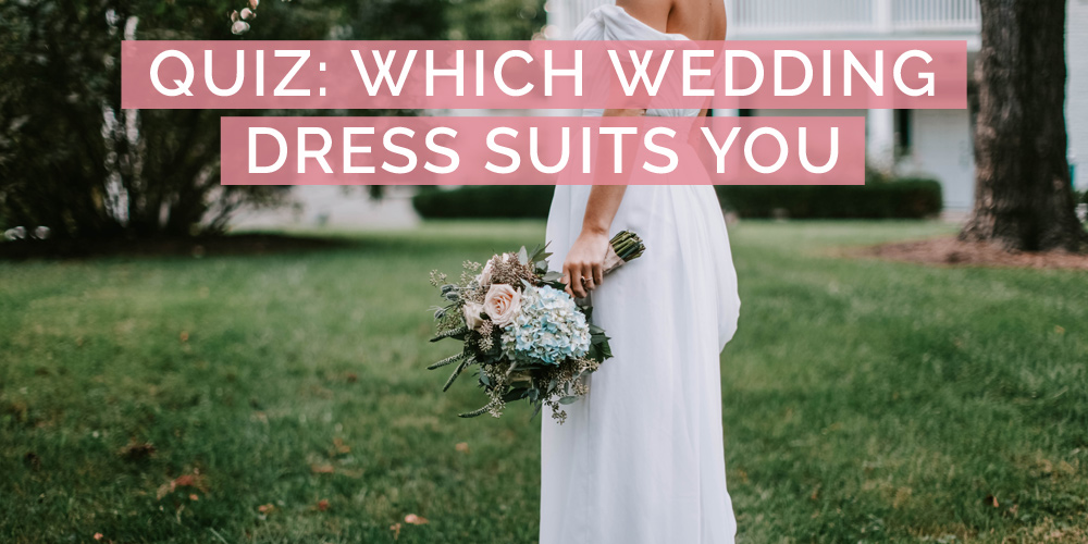 quiz which wedding dress