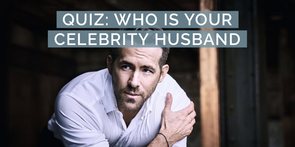 quiz who is your celebrity husband