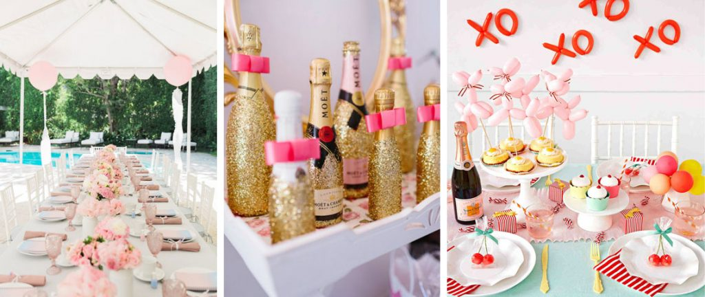 bridal shower ideas south africa