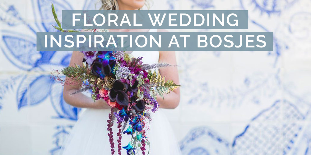 Floral Wedding Inspiration at Bosjes | Styled Shoot
