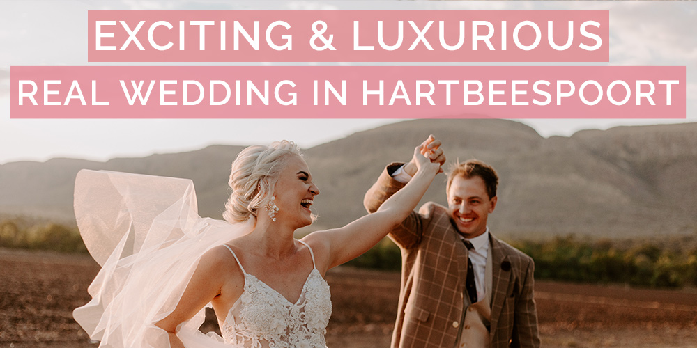 Exciting & Luxurious Real Wedding