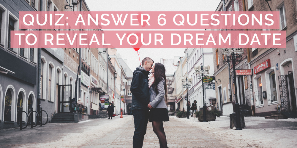 quiz dream date