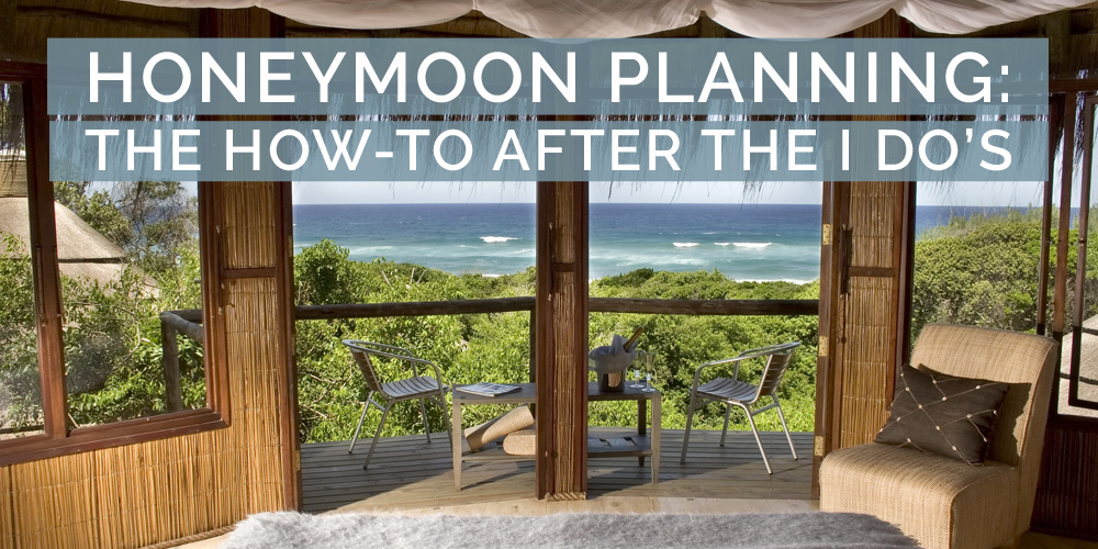honeymoon planning