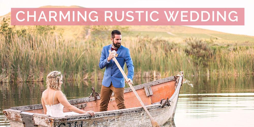 Real Weddings: Charming Rustic Wedding at NightJar