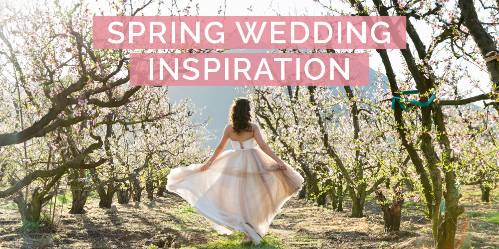 Spring Wedding Inspiration at PicardiPlace