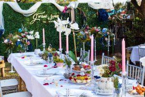 Salis Tea Garden