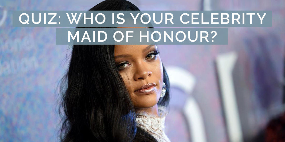 QUIZ: Go Shopping and We'll Reveal Your Celebrity Maid of Honour!