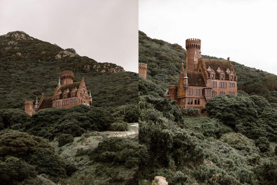 The Lichtenstein Castle
