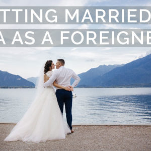 Getting Married in South Africa (as a foreigner)