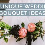 Unique Wedding Bouquet Ideas