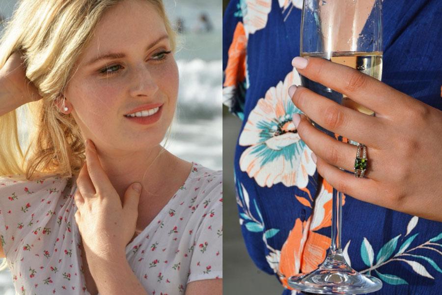 Rosette Jewellery