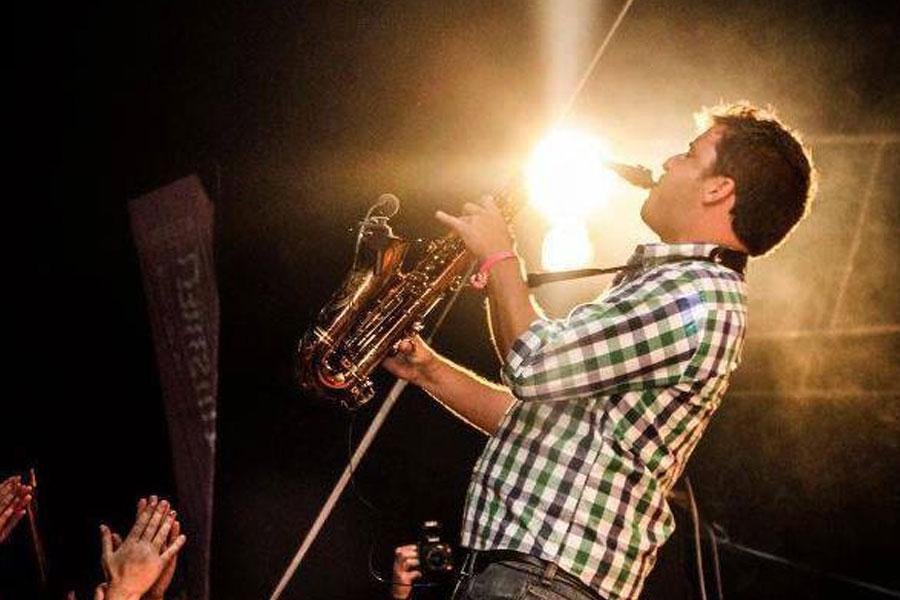 Jamie Faull Saxophonist