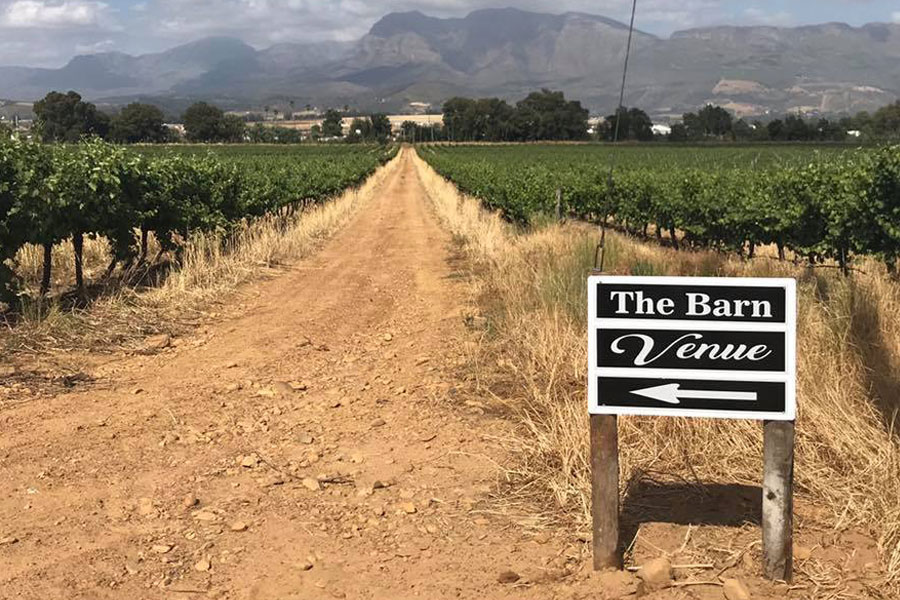 The Barn Paarl Valley