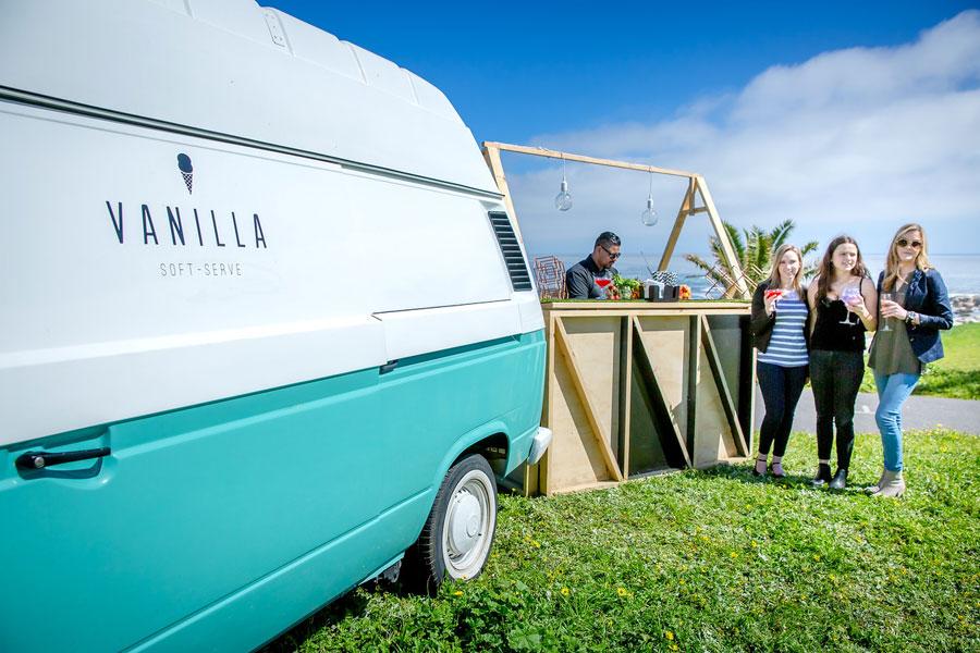Vanilla Truck