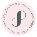 Proudly Pink Book badge