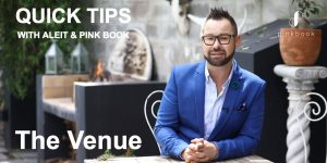 Quick Tips with Aleit: The Venue Hire Contract