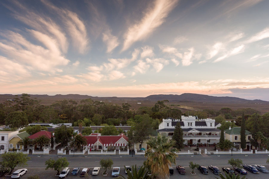 Lord Milner Hotel, Matjiesfontein