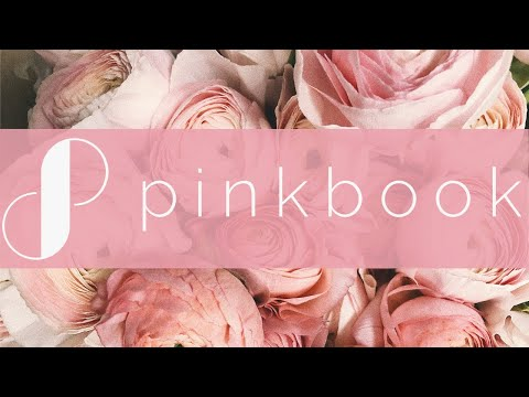 Wedding Advice with Pink book