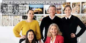 Meet Your Wedding Planner: Wedding Concepts
