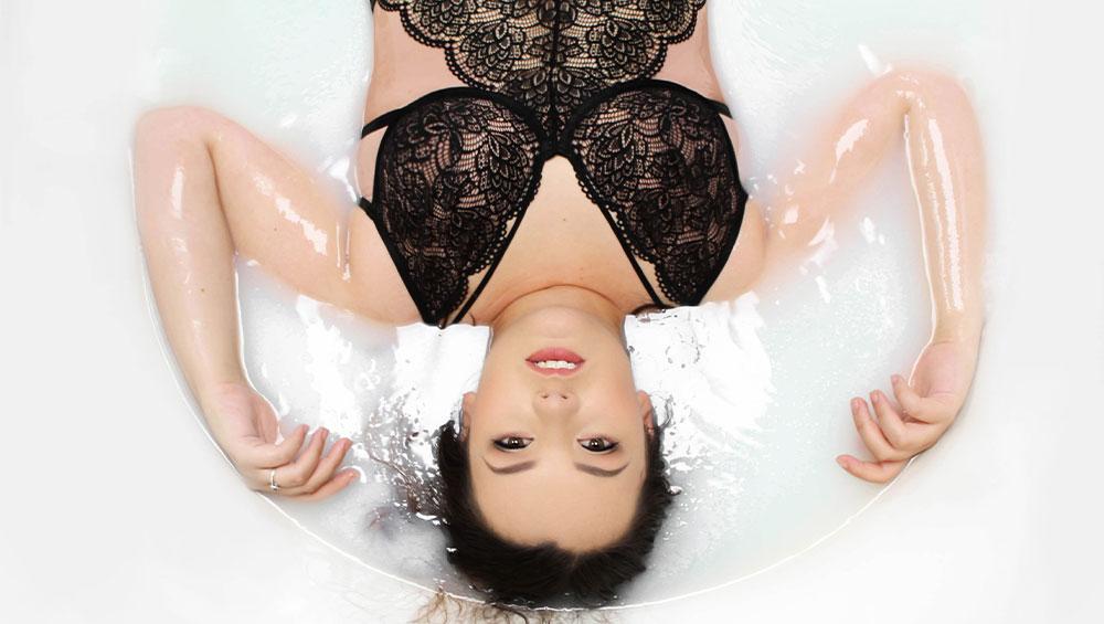 Love Lace Boudoir Photography