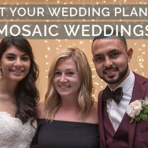 Meet Your Wedding Planner: Mosaic Weddings