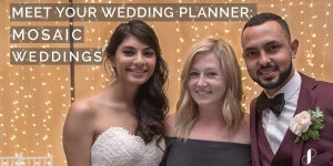Meet Your Wedding Planner: Mosaic Weddings