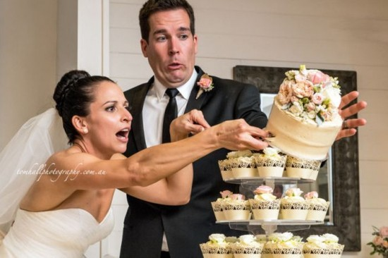 10 Funny Wedding Moments Pink Book Wedding Inspiration