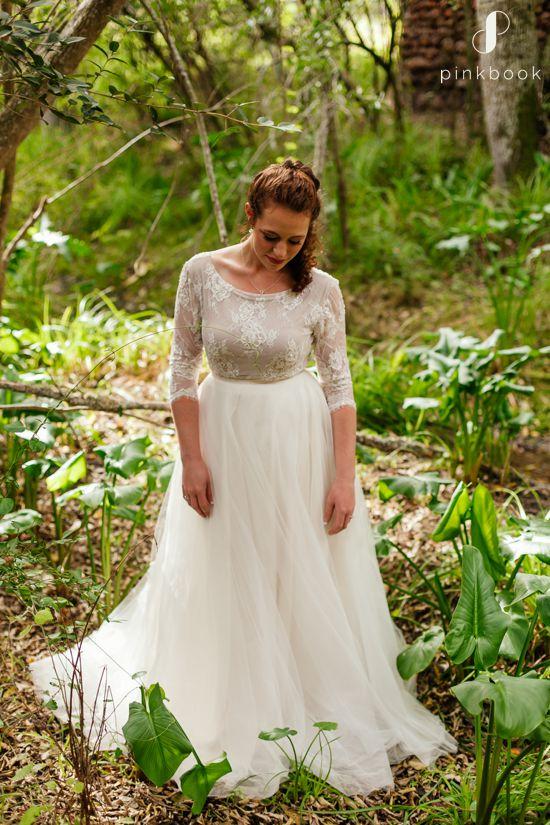 removable wedding skirt