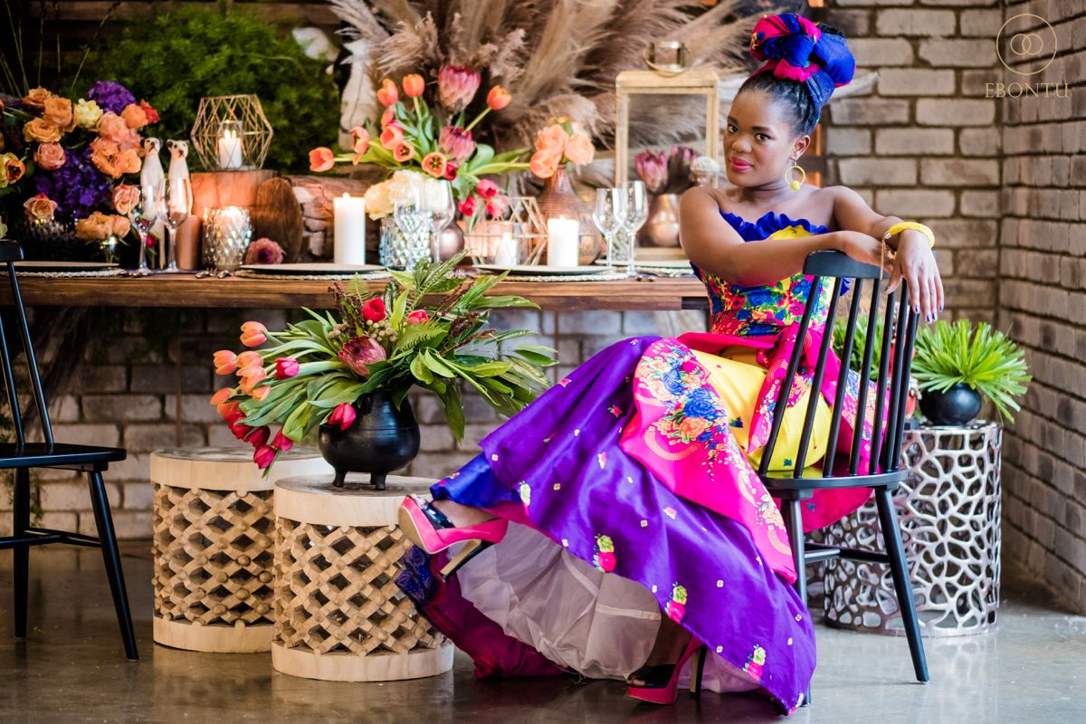 african wedding dress johannesburg