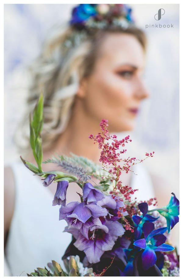 floral bouquet bosjes