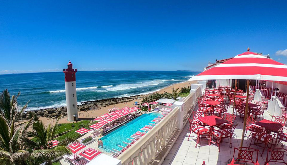 beautiful beach wedding venue kzn