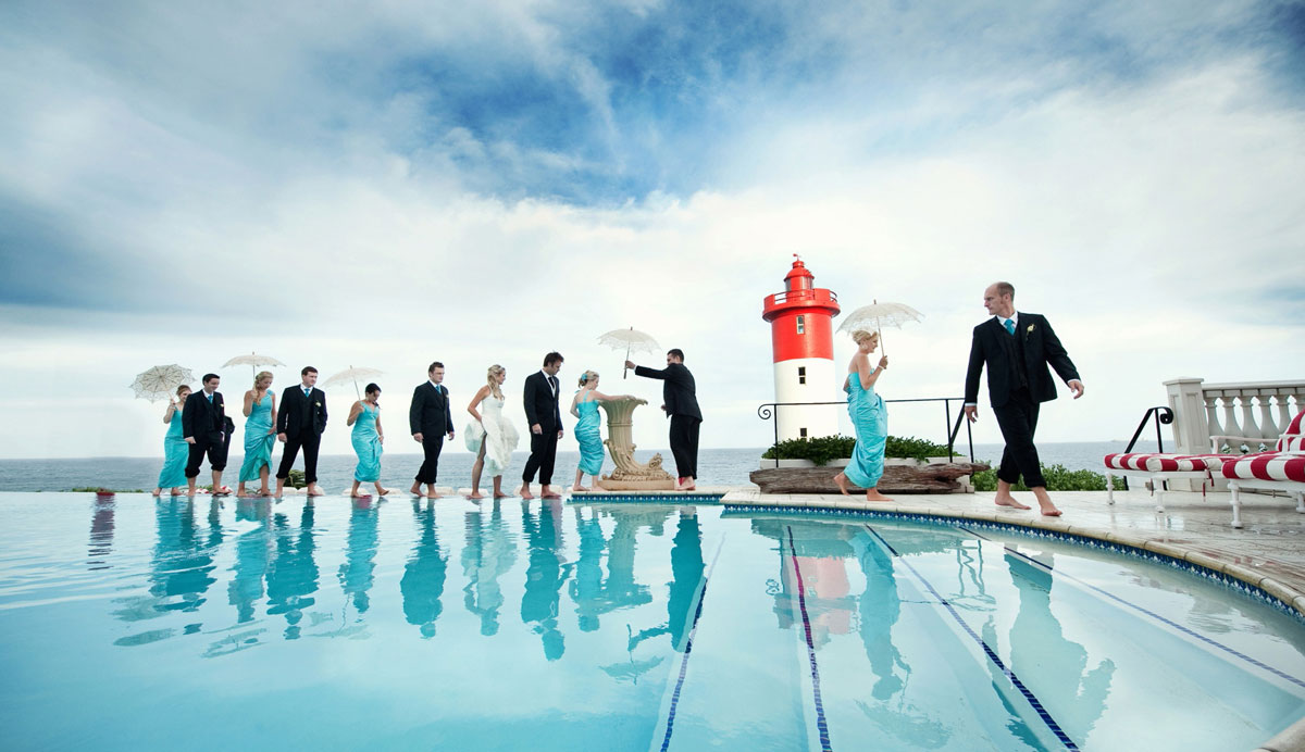 best beach wedding venue durban oyster box
