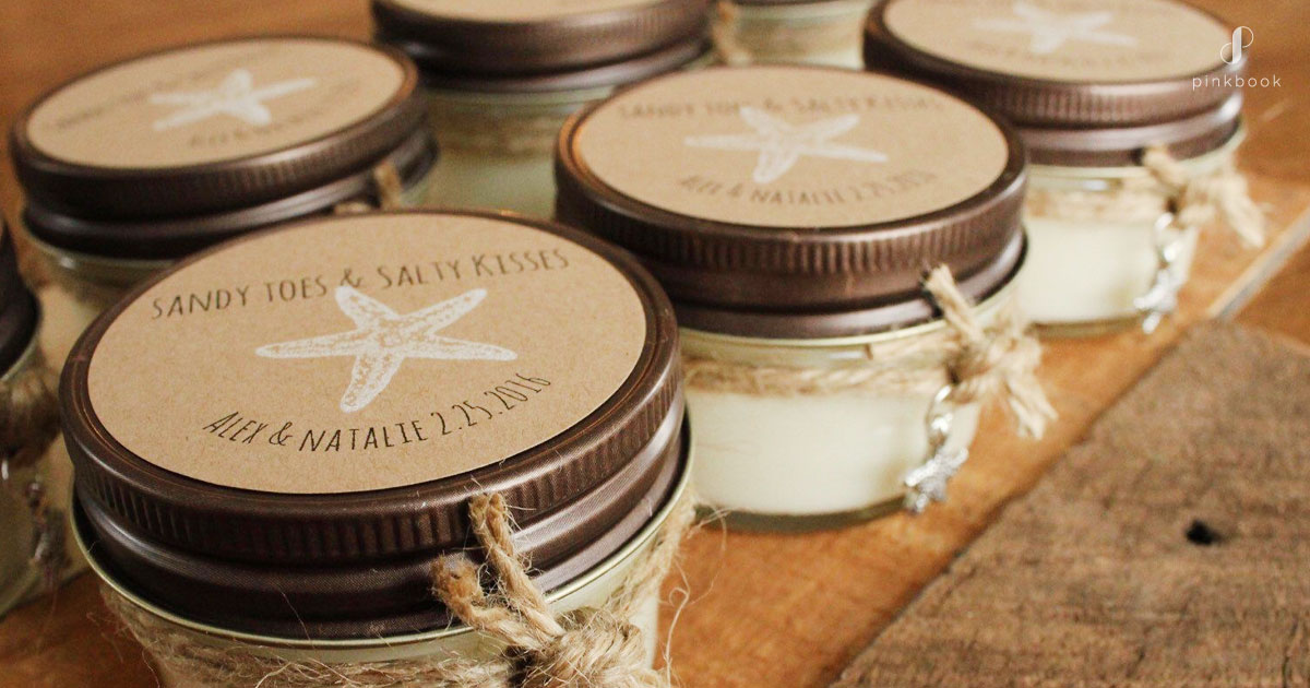 body butter wedding gifts